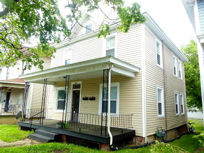 Roanoke VA Multi Family Home For Sale: $89,900