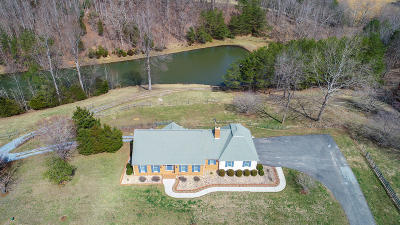 Bedford County Single Family Home For Sale: 1192 Otterlea Ln