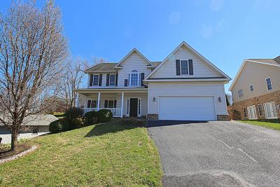Salem Single Family Home For Sale: 2010 Stone Mill Dr