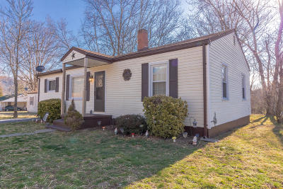 Salem Single Family Home For Sale: 3983 Ridge Dr
