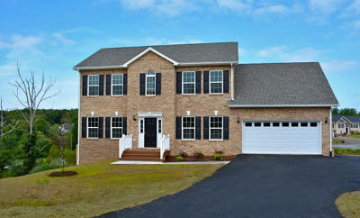 Bedford County Single Family Home For Sale: Lot 20 Forest Edge Dr