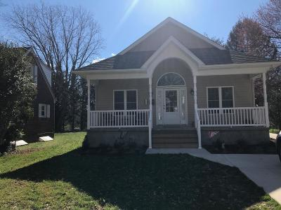 Roanoke VA Single Family Home For Sale: $164,900