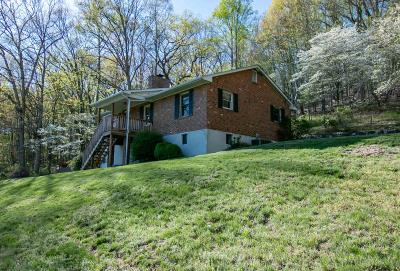 Troutville Single Family Home For Sale: 6084 Catawba Creek Rd