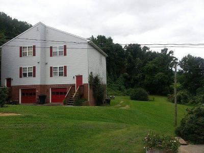 Roanoke County Multi Family Home For Sale: 1724 Elbert Dr #& 1726