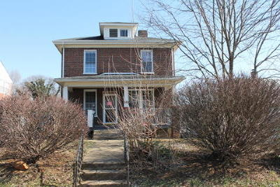 Roanoke VA Single Family Home For Sale: $49,900
