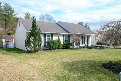 Roanoke VA Single Family Home For Sale: $134,950