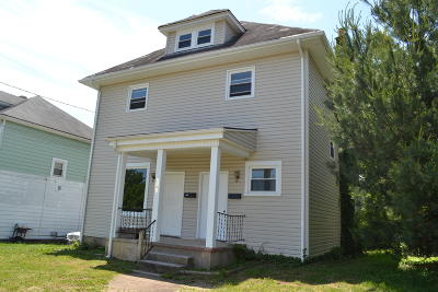Roanoke City County Multi Family Home For Sale: 2106 Hanover Ave NW