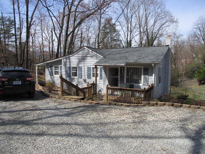 Roanoke VA Single Family Home For Sale: $139,950