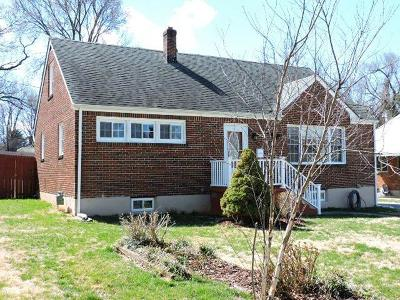 Roanoke VA Single Family Home For Sale: $194,950