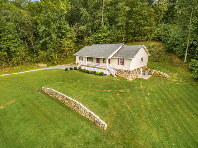 Botetourt County Single Family Home For Sale: 626 Parsons Rd