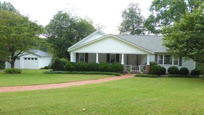 Franklin County Single Family Home For Sale: 2653 Bonbrook Mill Rd