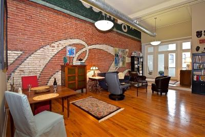 Roanoke Attached For Sale: 111 Campbell Ave SW #3A