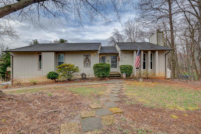 Roanoke Single Family Home For Sale: 6625 Sugar Ridge Dr