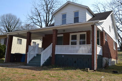 Roanoke Single Family Home For Sale: 2410 Delaware Ave NW