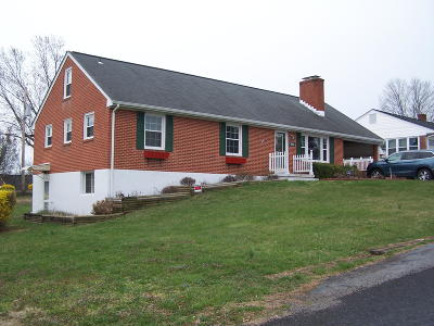 Roanoke Single Family Home For Sale: 812 Anchor Dr