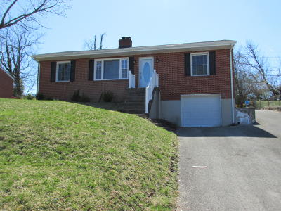Roanoke Single Family Home For Sale: 2636 Springhill Dr NW
