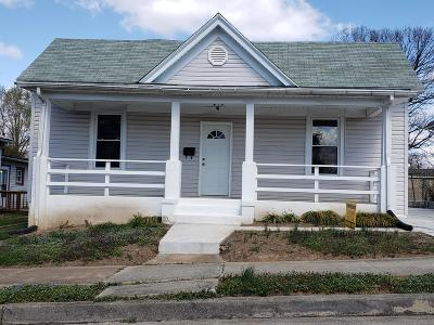 Roanoke City County Single Family Home For Sale: 1719 Mercer Ave NW