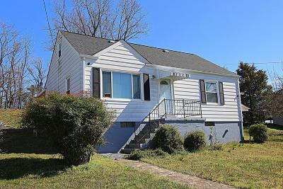Roanoke City County Single Family Home For Sale: 2819 Cannaday Rd NE