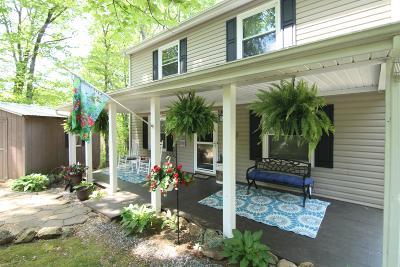 Vinton Single Family Home For Sale: 200 Cascade Dr