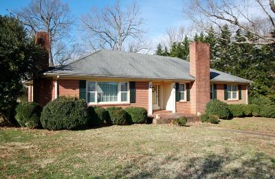 Bedford Single Family Home For Sale: 1505 Oakwood St