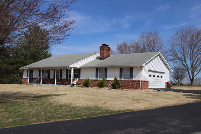 Bedford County Single Family Home For Sale: 1742 Meadors Spur Rd