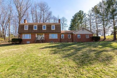 Botetourt County Single Family Home For Sale: 98 Coventry Ln
