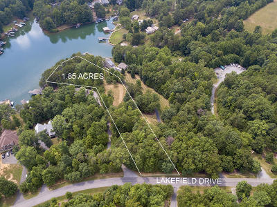 Bedford County, Franklin County, Pittsylvania County Residential Lots & Land For Sale: 1291 Lakefield Dr