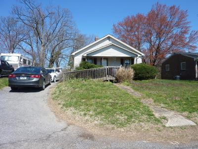 Roanoke City County Single Family Home For Sale: 5137 Morwanda St NW
