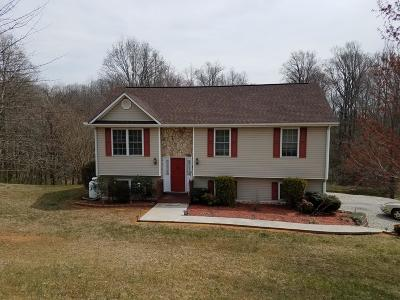 Franklin County Single Family Home For Sale: 1248 Old Station Loop