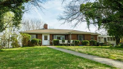 Fincastle Single Family Home For Sale: 225 Hill Dr