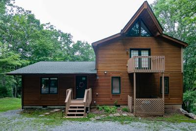 Bedford County Single Family Home For Sale: 1157 Barnhill Ln