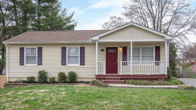 Roanoke VA Single Family Home Pending: $142,500