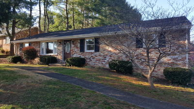 Roanoke Single Family Home For Sale: 6505 Garman Dr