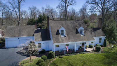 Botetourt County, Roanoke County Single Family Home Sold: 1510 Red Oak Ln SW