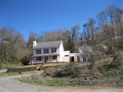 Franklin County Single Family Home For Sale: 50 Church Hill St