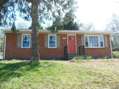 Roanoke City County Single Family Home For Sale: 3410 Norway Ave NW