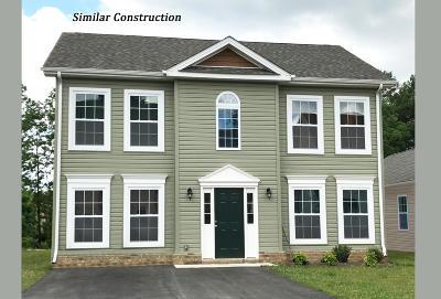 Vinton Single Family Home For Sale: 502 Cambridge Court Rd
