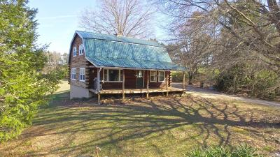 Single Family Home For Sale: 760 Cox Rd