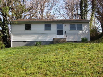 Roanoke City County Single Family Home For Sale: 4131 Virginia Ave NW