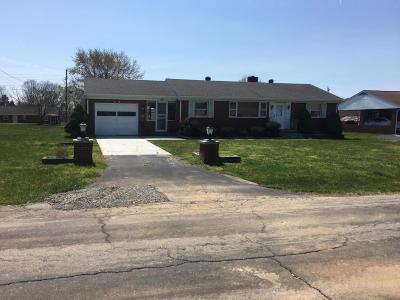 Vinton Single Family Home For Sale: 2623 Pinecrest Dr