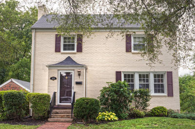 Single Family Home Sold: 4318 Delray St NW