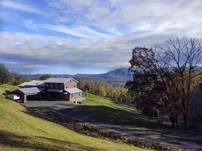 Roanoke County Farm For Sale: 6975 Stoney Point Rd