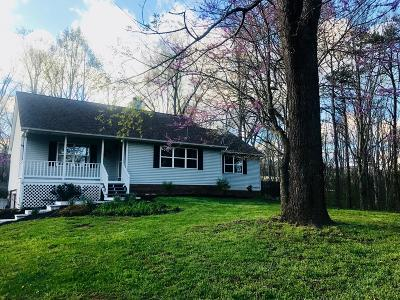 Troutville Single Family Home For Sale: 2252 Haymakertown Rd