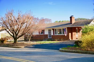 Roanoke Single Family Home For Sale: 5514 Castle Rock Rd