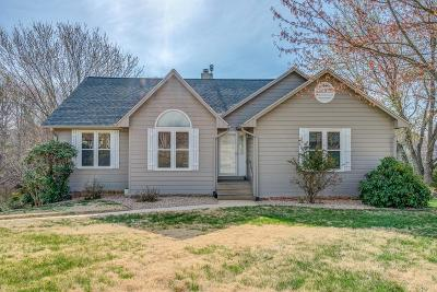 Vinton Single Family Home For Sale: 204 Windermere Ct