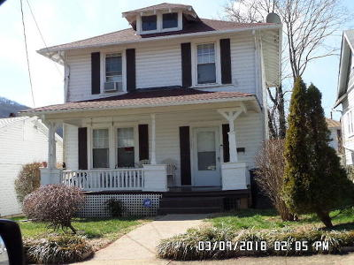 Roanoke City County Single Family Home For Sale: 1525 8th St SE