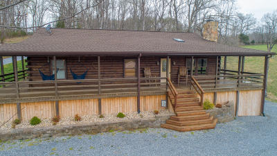 Bedford County Single Family Home For Sale: 1900 Dundee Rd
