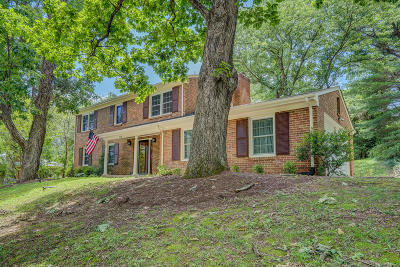Roanoke Single Family Home For Sale: 3445 Farmington Dr