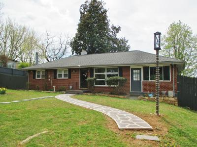 Roanoke Single Family Home For Sale: 6838 Ardmore Dr