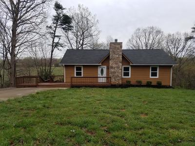 Bedford County Single Family Home For Sale: 1120 Hales Ford Rd